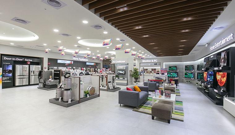 首間LG品牌旗艦店落腳新北,150坪空間規劃五大主題區