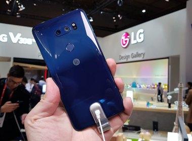 LG V30s ThinQ動手玩,AI CAM與QLens新功能實際體驗 @LPComment 科技生活雜談