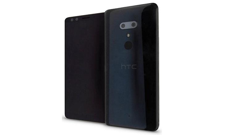 這就是HTC U12?前後雙鏡頭、全螢幕、後置指紋辨識