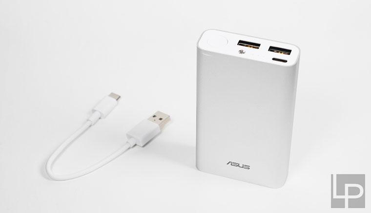 ASUS ZenPower 10050C行動電源動手玩:支援QC3.0,還能同時幫三支手機充電!