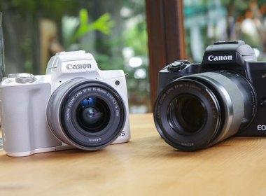 Canon EOS M50正式登台:首度加入4K畫質錄影、鎖定影音創作族群 @LPComment 科技生活雜談