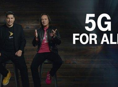 T-Mobile、Sprint宣布合併!將成為全美大型電信公司,以強化5G發展為目標 @LPComment 科技生活雜談