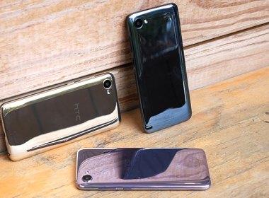 平價美型全螢幕手機:HTC Desire 12動手玩!(台灣上市預購資訊) @LPComment 科技生活雜談