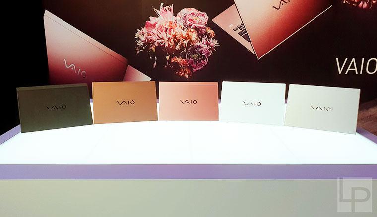 VAIOS11、S13筆電台灣上市資訊公布,售價39900元起