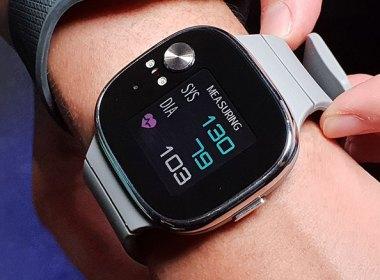 手腕上的迷你血壓計:ASUS VivoWatch BP穿戴式血壓監測器動手玩 @LPComment 科技生活雜談