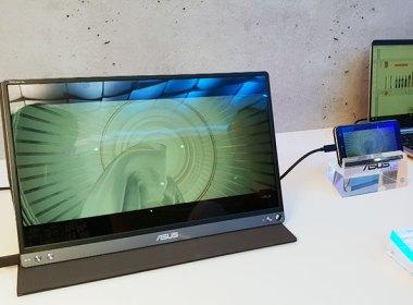 華碩ASUS ZenScreen Go及觸控款ZenScreen Go-Touch外接螢幕動手玩:自帶電力可對應更多裝置 @LPComment 科技生活雜談