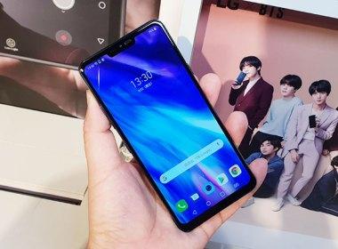 LG G7+ThinQ在台推出,預購抽BTS防彈少年團演唱會搖滾區門票 @LPComment 科技生活雜談