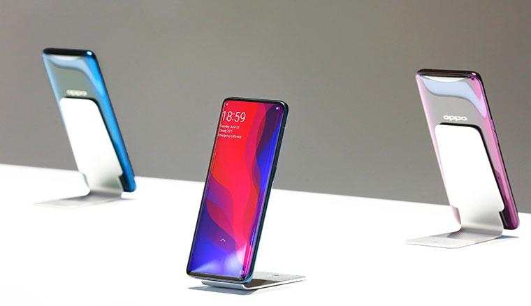 OPPOFind X台灣8月上市,藍寶堅尼聯名款同步發表
