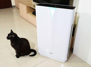 海爾AP450大H空氣清淨機開箱:強力濾淨PM2.5與甲醛!遠離空氣中的致癌風險! @LPComment 科技生活雜談