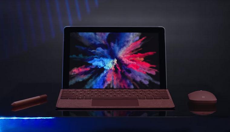 微軟推出Surface GO平板筆電,售價僅399美元主打輕行動市場