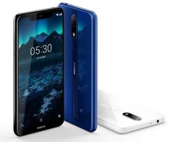 Nokia 5X中國發表:瀏海造型搭配前後玻璃19:9螢幕 @LPComment 科技生活雜談
