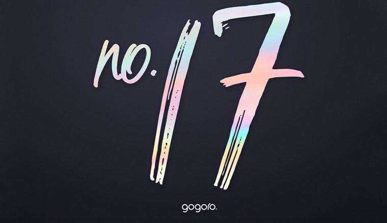 Gogoro 8/17舉辦發表會,邀請函「no. 17」所代表的意思是???