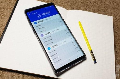 台灣市售版Samsung Note 9硬體效能、電池續航力測試! @LPComment 科技生活雜談