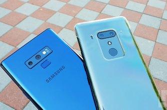 日夜拍雙攝PK!Samsung Note 9與HTC U12+主相機實拍比較 @LPComment 科技生活雜談