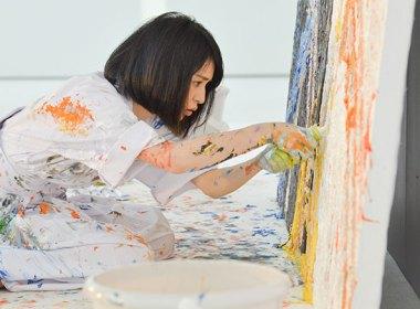 HTC攜手日本藝術家小松美羽,最新作品《祈禱》與VR結合 @LPComment 科技生活雜談