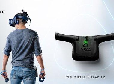 HTC宣布9/5開放一般用戶預購Vive無線模組,買就送2個月VivePORT @LPComment 科技生活雜談