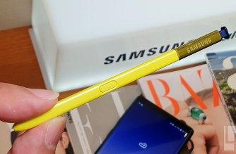 六分鐘動手玩Samsung Note 9新功能!實機&保護殼圖賞 @LPComment 科技生活雜談