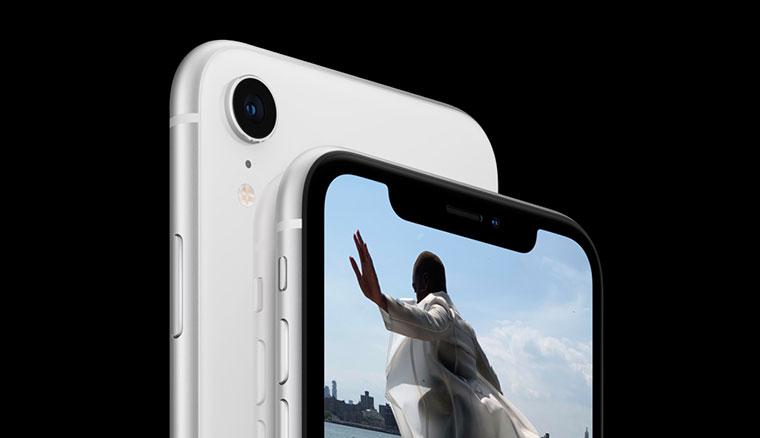 平價機種iPhone XR一口氣推六色,並配備最新A12Bionic處理器