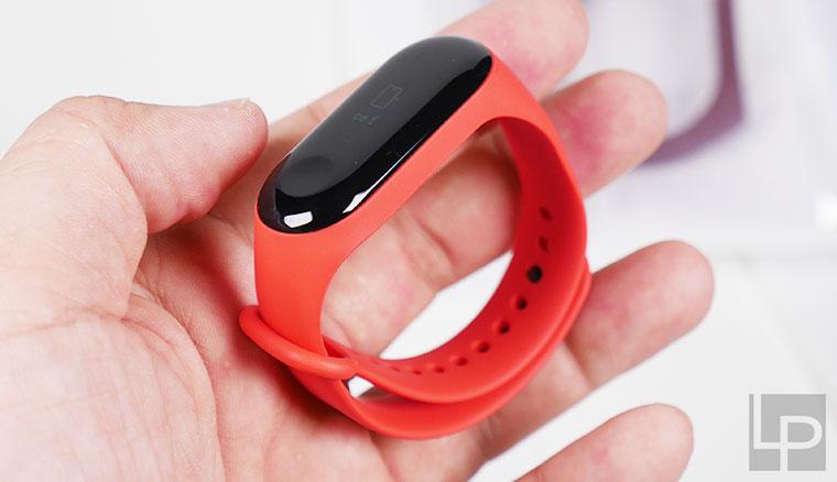 小米手環3與全色系5+1款錶帶開箱!只送不賣的原廠「透明探索版」錶帶動手玩 - LPComment 科技生活雜談