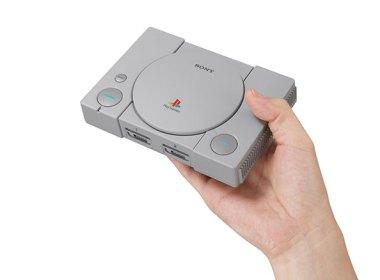 初代PS復刻版迷你主機PlayStation Classic內建FF7等20款經典遊戲,12/3在台上市 @LPComment 科技生活雜談