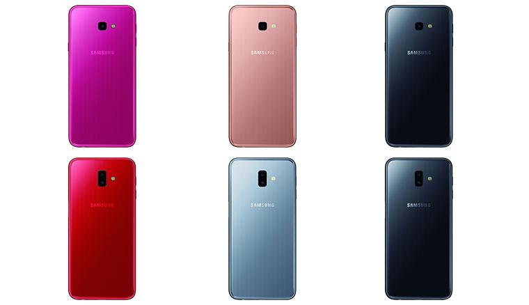 三星平價六吋新機Galaxy J4+、J6+十月在台上市
