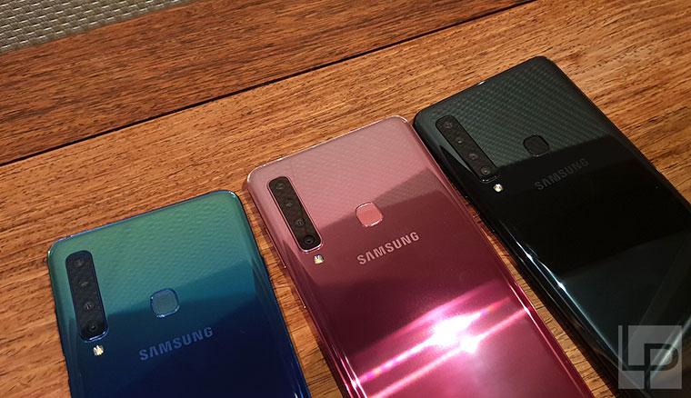 Samsung Galaxy A9 在台上市,128GB版本售價16990