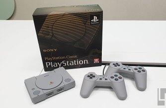 迷你版PS1入手!台版PlayStation Classic開箱動手玩! @LPComment 科技生活雜談