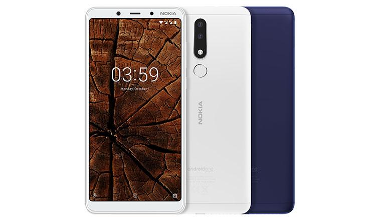 Nokia 3.1 Plus即日起上市,6吋大螢幕6千元有找 - LPComment 科技生活雜談