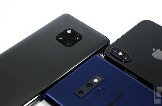 華為Mate20 Pro、iPhone XS Max、三星Note 9三大旗艦機拍照對決! @LPComment 科技生活雜談