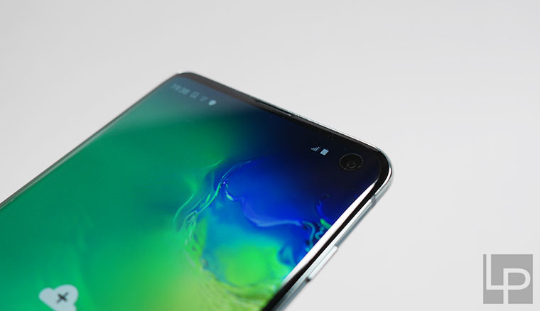 台版三星Galaxy S10絢光綠128GB開箱!與S7 edge / S8+ / S9+外型簡單比較
