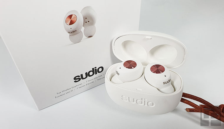 Sudio Tolv真無線藍牙耳機開箱:北歐美型設計揉合恰到好處的音質表現 – LPComment 科技生活雜談