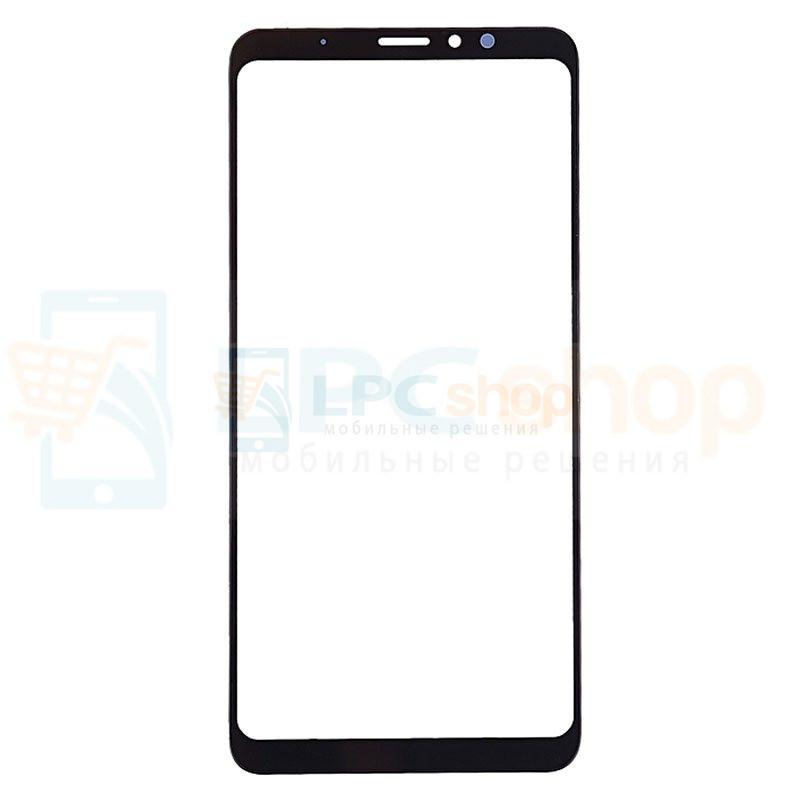 Стекло (для замены/переклейки) Meizu Note 8 Черное Купить