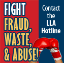 Report Fraud, Waste, and Abuse