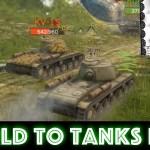 黒騎士Yとあっぽのworld of tanks blitz!!!KV-1S小隊!!![ゲーム実況byY 黒騎士]