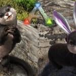 ARK最可愛生物更新!厳選カワウソ(otter)をテイム!【Ark Survival Evolved】【Season3part63】【公式PVE】[ゲーム実況by月冬]