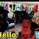 隣人がマッドサイエンティスト 後編【ハローネイバー】Dr Hello mod作品 #12【 ゲーム実況】hello neighbor[ゲーム実況by島津の鉄砲兵]
