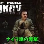 【EFT】ナイフ組に襲われる リアル志向FPS #2【ゲーム実況】Escape from Tarkov[ゲーム実況by島津の鉄砲兵]