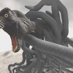 大量のヘビで恐竜を持ち上げてみたら凄かったwww – Beast Battle Simulator – 実況プレイ[ゲーム実況byオダケンGames]