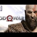 #1 GOD OF WAR ゴットオブウォー 実況!【PS4Pro】日本語[ゲーム実況byカーソンLee]
