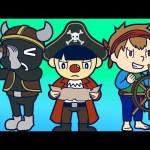 ガイコツ雲の島行きたい!海賊マン【Sea Of Thieves】概要欄必読(゚∀゚)[ゲーム実況byさかなgame&何か]
