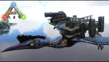 ケツァルコアトル ark