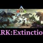【ARK公式PVE】新生物ガチャ(gacha)狙い【Extinction(絶滅地球)】【PC版】【ARK Survival Evolved】[ゲーム実況by月冬]