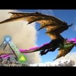 【ARK:公式PVE】ライトニングワイバーンに乗って黄アルゲン捜索(*´ω`):4/29【PC版:ARK Survival Evolved】[ゲーム実況by月冬]