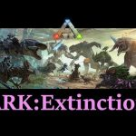 Live#41【ARK:Ex】まったりARK('◇')ゞ【PC版:ARK Survival Evolved公式PVE】【Extinction】【月冬】[ゲーム実況by月冬]
