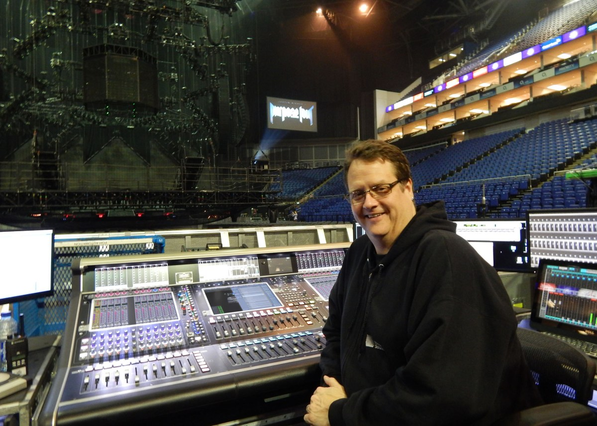 #ThankYouPooch - A Farewell To The Best FOH Engineer In The Universe
