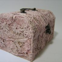 ретро кутия за бижута