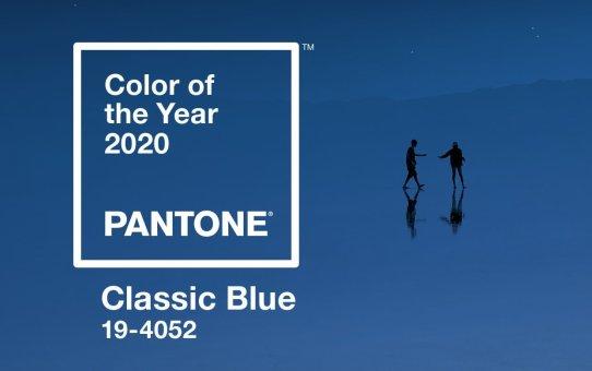 Цветът на 2020-та година според Pantone