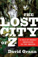 Lost City of Z book cover