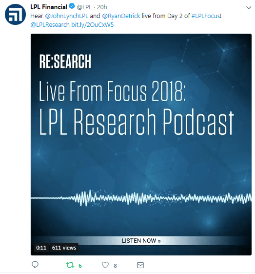 LPL Financial Research Podcast Focus 2018