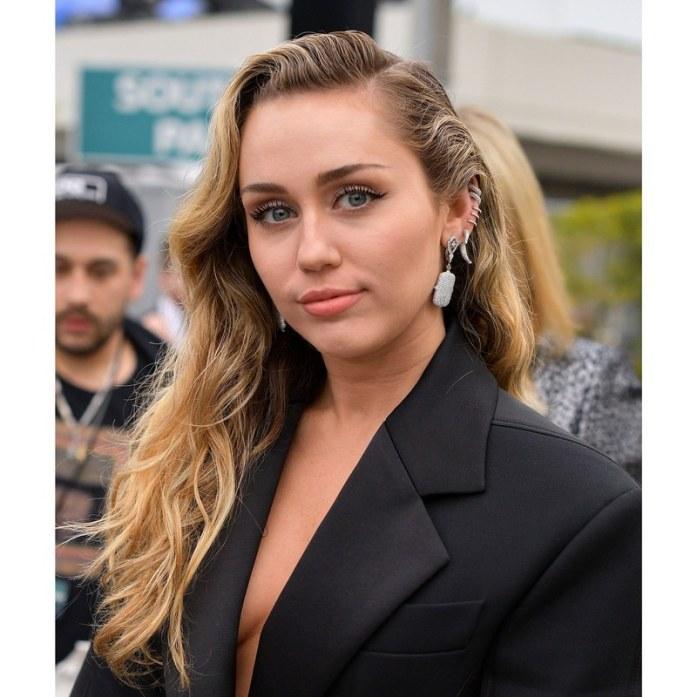 Premiile Grammy 2019 - machiajele mele preferate - Miley Cyrus